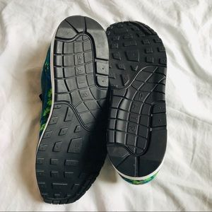 Nike Shoes - Men's Nike Air Max Premium - Floral Neon